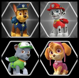PAW PATROL MEET-N-GREET Saturday July 15th @ 11am